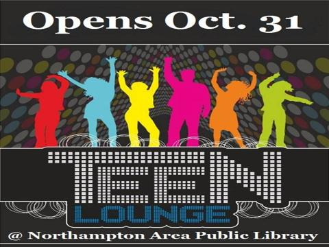 Teen Lounge Re-opening | Northampton Public Library